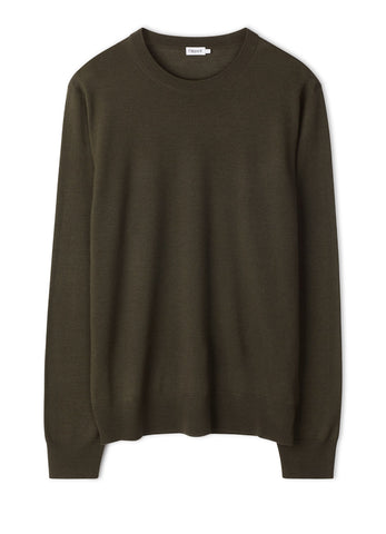M. MERINO SWEATER