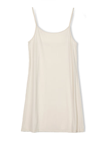 TECH SLIP DRESS