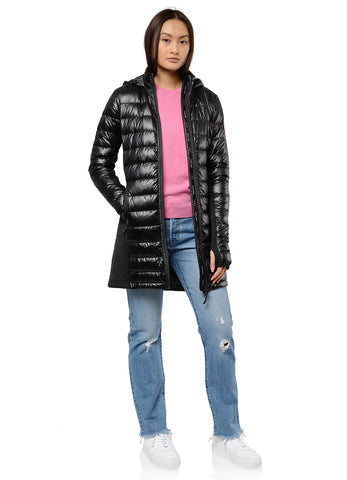 LADIES HYBRIDGE LITE COAT