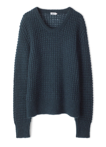 HELEN MOHAIR SWEATER