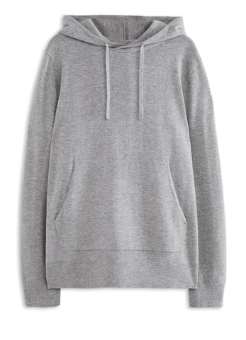 M. ARTHUR KNITTED HOODIE