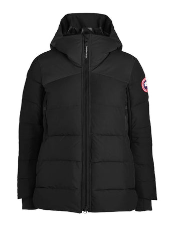 LADIES HYBRIDGE DOWN COAT