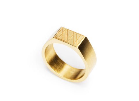 gravitypope - ming yu wang - PARADOX RING - Womens Accessories