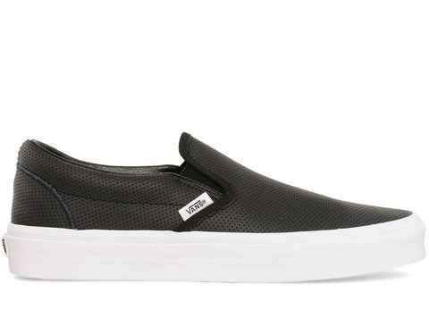 gravitypope - vans - CLASSIC SLIP-ON (perforated leather) - Unisex Footwear