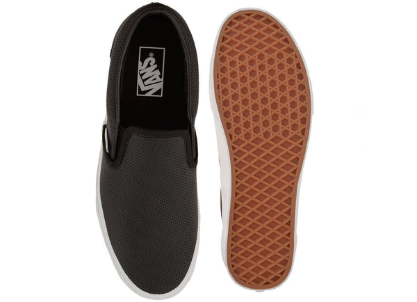 SLIP-ON (perforated leather)