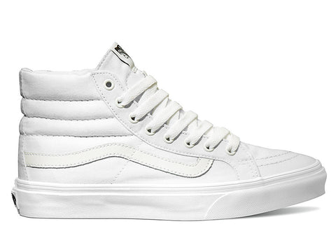 gravitypope - vans - SK8-HI SLIM (canvas) - Womens Footwear
