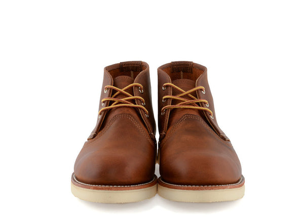 gravitypope - red wing - CLASSIC CHUKKA - Mens Footwear