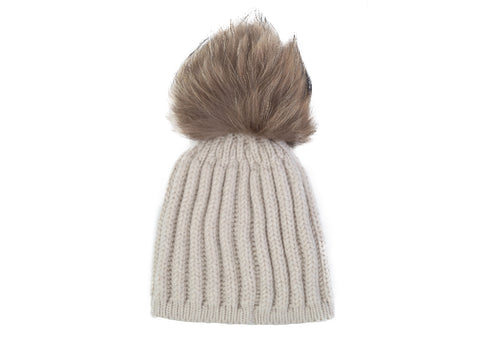 gravitypope - gravitypope - LARGE POMPOM HAT - Womens Accessories