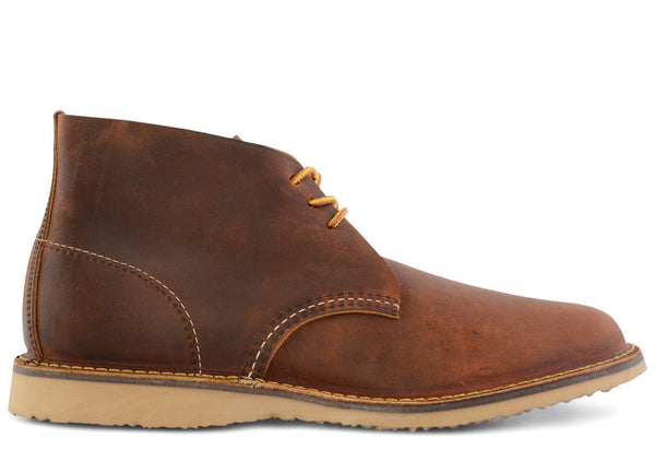 gravitypope - red wing - WEEKENDER CHUKKA - Mens Footwear