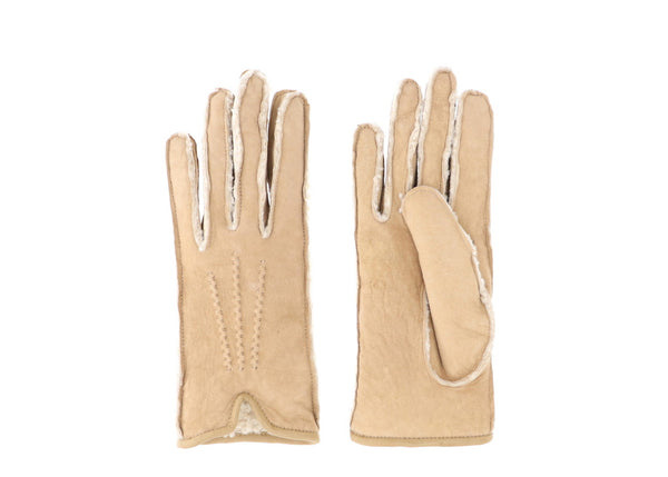 4286 SHEARLING SHORT GLOVES