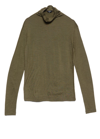 ULTRA-LIGHT WOOL JERSEY SWEATER