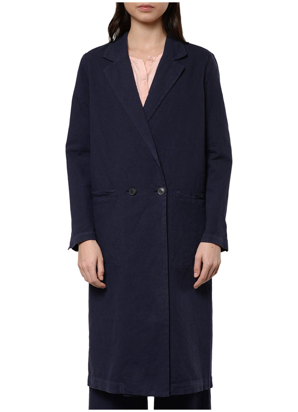 6137 DOUBLE-BREASTED COAT