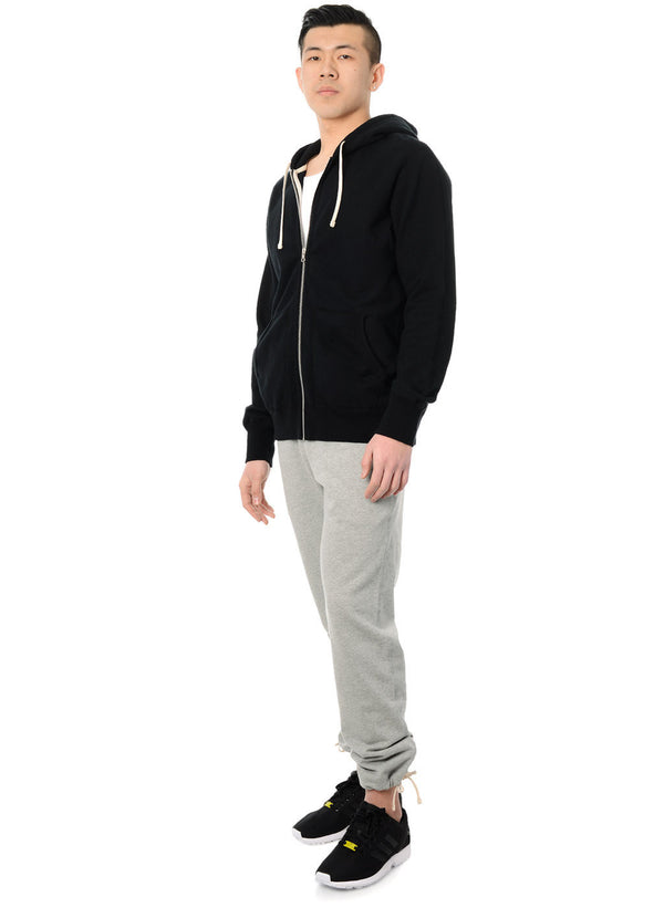 gravitypope - reigning champ - CORE FULL ZIP HOODIE - Mens Clothing