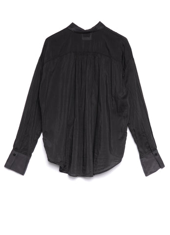 COTTON SILK VOILE SHIRT