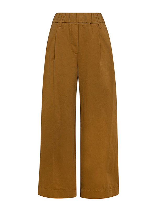 7508 STRETCHY TWILL COTTON TROUSERS