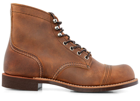 gravitypope - red wing - IRON RANGER - Mens Footwear