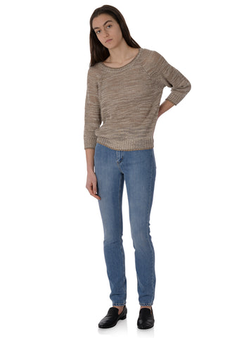 8209 LUREX KNIT SWEATER