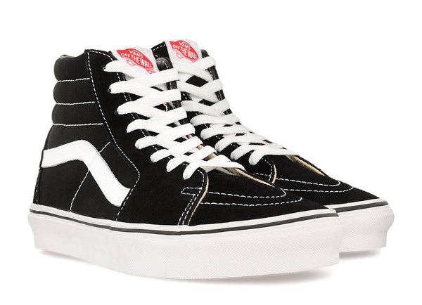 SK8-HI (canvas and suede)