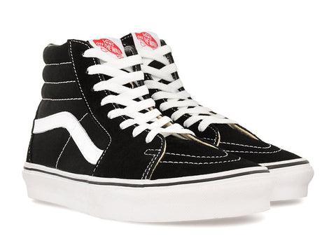 gravitypope - vans - SK8-HI (canvas and suede) - Unisex Footwear