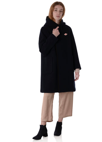 WOOL MOSSER LONG COAT