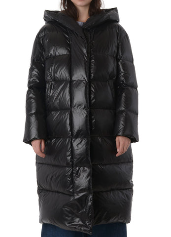 AHD03 OVERSIZE LONG HOODED JACKET