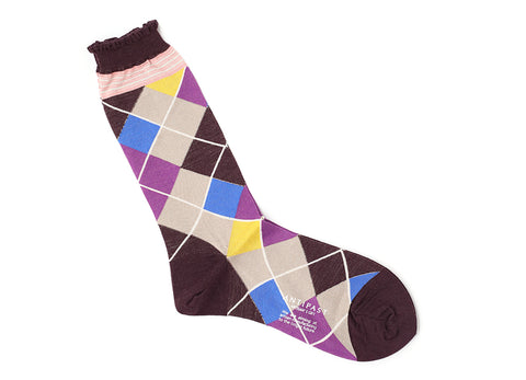 BIG ARGYLE CREW SOCK