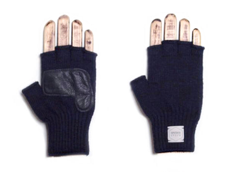 gravitypope - upstate stock - FINGERLESS GLOVES - Mens Accessories