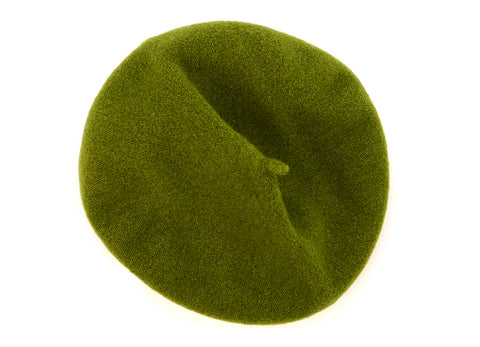 WOOL CONICAL BERET