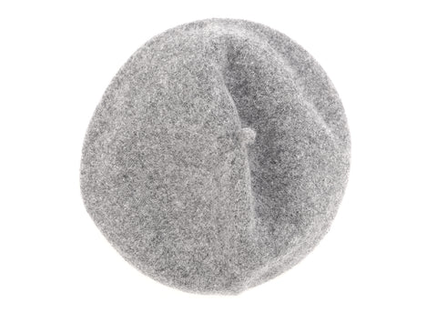 WOOL ROLL UP BERET