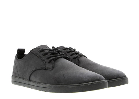 ELLINGTON WAXED SUEDE