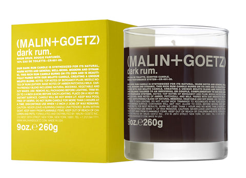 gravitypope - malin+goetz - DARK RUM CANDLE - Unisex Accessories