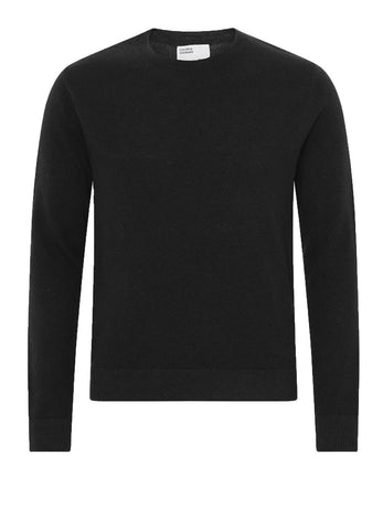 LIGHT MERINO WOOL CREW