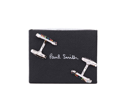 ARTIST STRIPE MINI-CAR CUFFLINKS