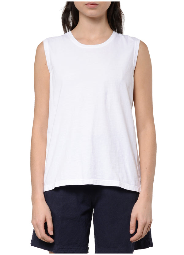 D140 SLEEVELESS JERSEY TOP