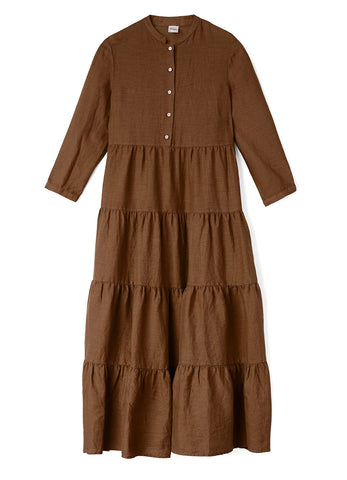 LIGHTWEIGHT LINEN DRESS