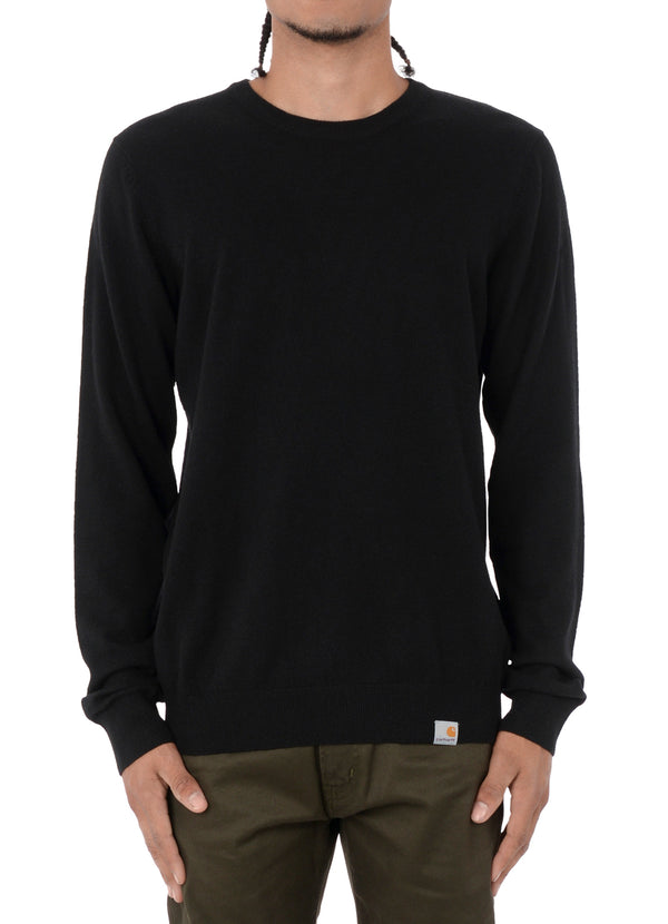 gravitypope - carhartt wip - PLAYOFF SWEATER - Mens Clothing