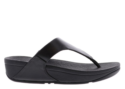 LULU LEATHER TOE-THONGS