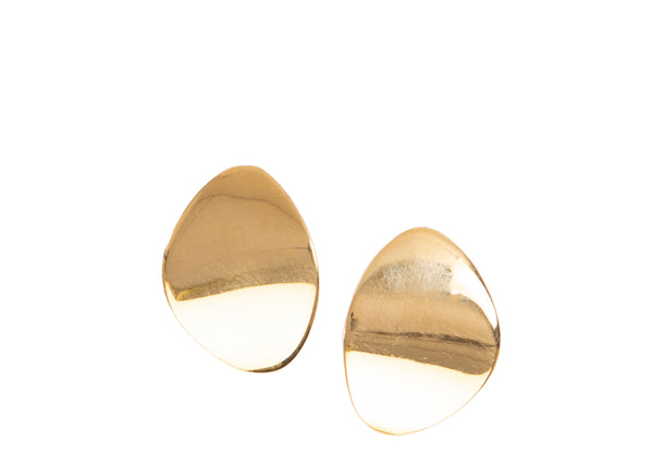 SMOOTH SABI STUD EARRINGS