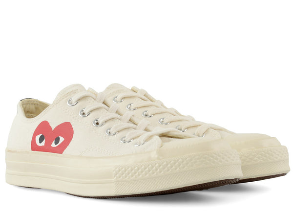 gravitypope - comme des garcons PLAY - LOW TOP - Unisex Footwear