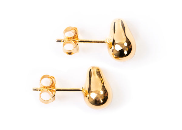 MINI PEAR EARRINGS