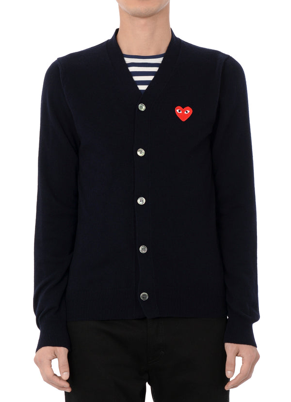 gravitypope - comme des garcons PLAY - N008 - Mens Clothing