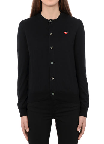 gravitypope - comme des garcons PLAY - N053 - Womens Clothing