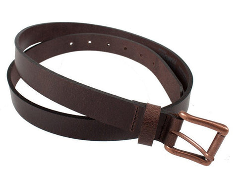 gravitypope - naked and famous - BUFFALO BELT - Mens Accessories