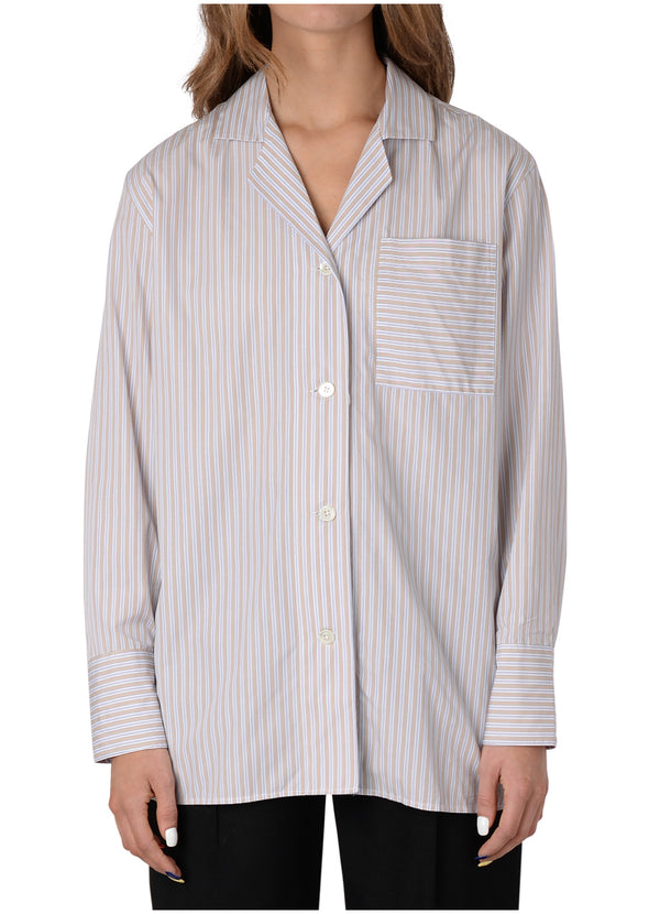 abe01dab Norse Projects - Lajla Summer Poplin Shirt in Corn Yellow – gravitypope