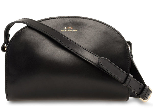 gravitypope - a.p.c. - HALF MOON BAG - Bags and Luggage