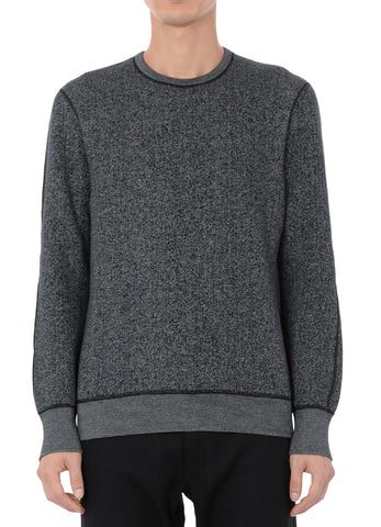 gravitypope - reigning champ - TIGER FLEECE CREWNECK - Mens Clothing