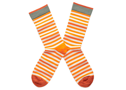ZEST STRIPE SOCKS