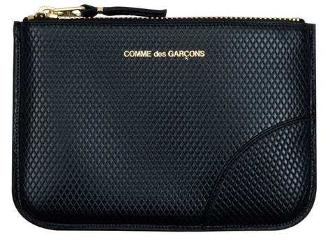 gravitypope - comme des garcons WALLET - LUXURY GROUP ZIP POUCH WALLET - Unisex Accessories