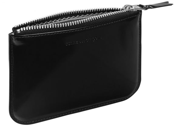 gravitypope - comme des garcons WALLET - MIRROR INSIDE ZIP POUCH - Unisex Accessories