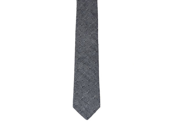 gravitypope - cursor & thread - SLINGSHOT NECKTIE - Mens Accessories